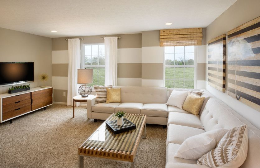 Living Area featured in the Newberry By Pulte Homes in Columbus, OH