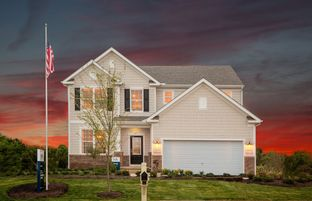 Mercer - Heathers at Golf Village North: Powell, Ohio - Pulte Homes