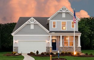 Linwood - Heathers at Golf Village North: Powell, Ohio - Pulte Homes