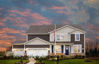 Jerome Village by Pulte Homes in Columbus Ohio