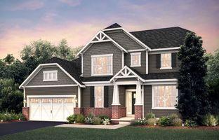 Allison II - Jerome Village: Plain City, Ohio - Pulte Homes
