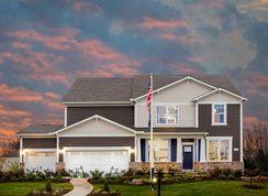 Willwood - Jerome Village: Plain City, Ohio - Pulte Homes