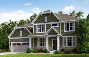 Melrose - Jerome Village: Plain City, Ohio - Pulte Homes