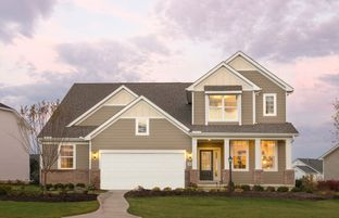 Greenfield - The Communities at Galena: Sunbury, Ohio - Pulte Homes
