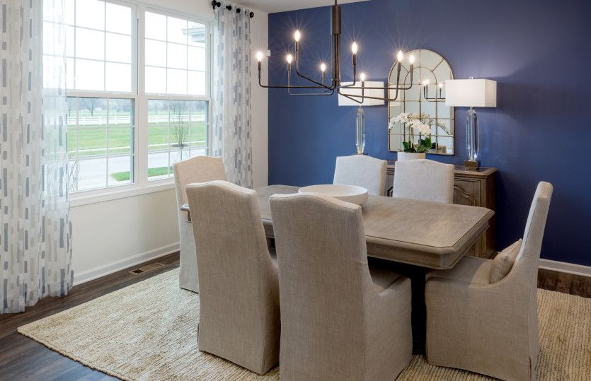 Living Area featured in the Riverton By Pulte Homes in Columbus, OH