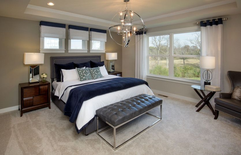 Bedroom-in-Newberry-at-Mill Valley North-in-Marysville