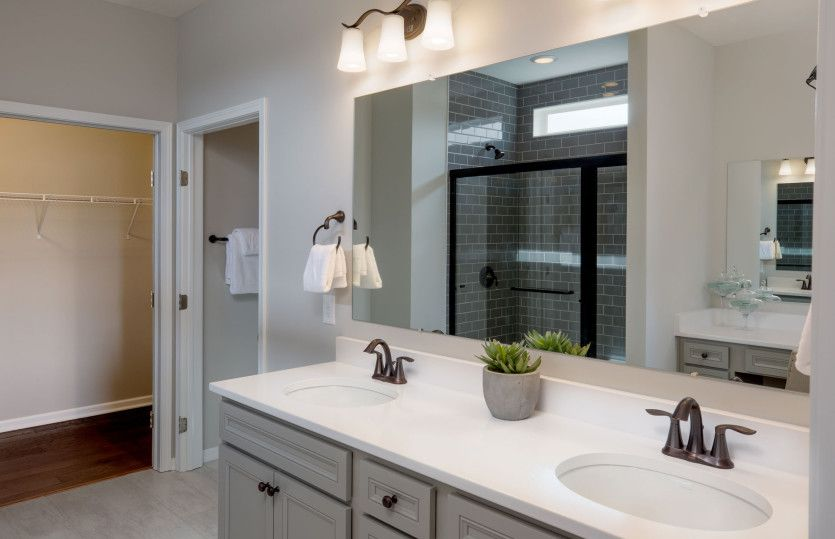 Bathroom featured in the Abbeyville By Pulte Homes in Columbus, OH