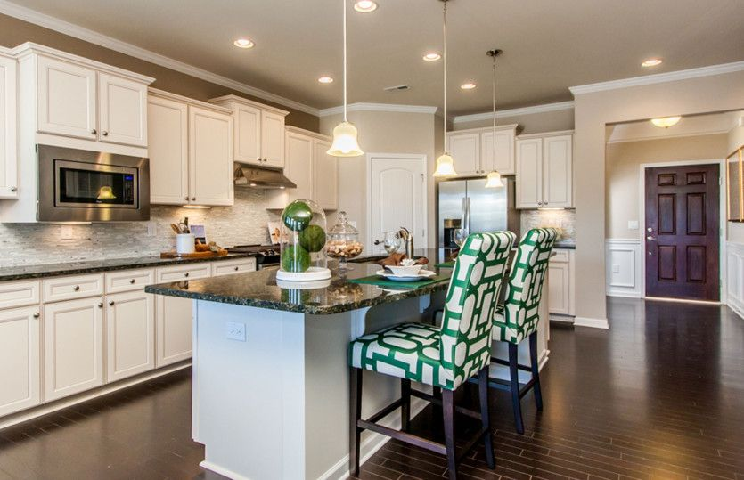 Kitchen featured in the Castle Rock By Pulte Homes in Columbus, OH