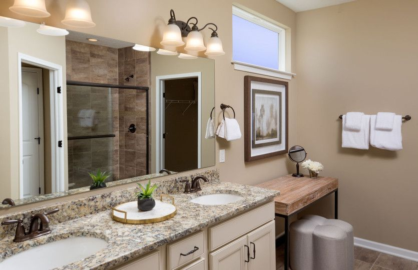 Bathroom featured in the Ascend By Pulte Homes in Columbus, OH