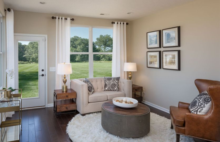 Living Area featured in the Ascend By Pulte Homes in Columbus, OH