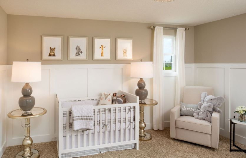 Bedroom featured in the Newberry By Pulte Homes in Columbus, OH