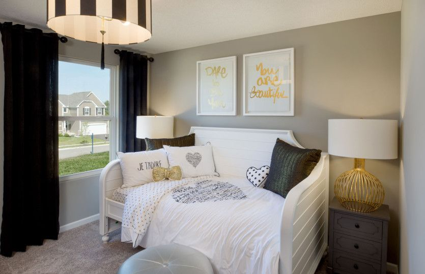 Bedroom featured in the Continental By Pulte Homes in Columbus, OH