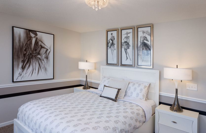 Bedroom featured in the Riverton By Pulte Homes in Columbus, OH
