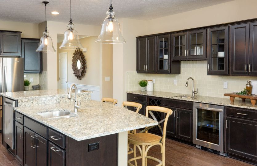 Kitchen featured in the Castle Rock By Pulte Homes in Cleveland, OH