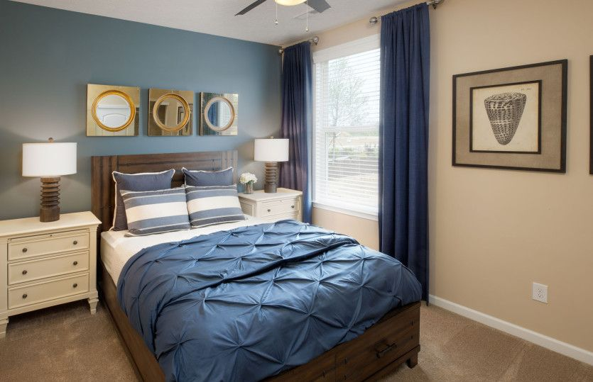 Bedroom featured in the Castle Rock By Pulte Homes in Cleveland, OH