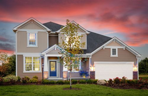 New Homes in Plain City, OH | 190 Communities | NewHomeSource