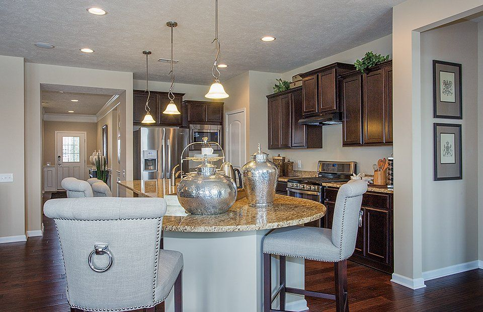 Kitchen-in-Ascend-at-Forest Creek-in-Medina