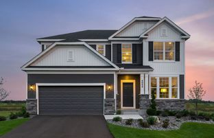 Mercer - Blooming Acres: Wadsworth, Ohio - Pulte Homes