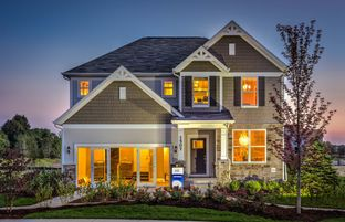 Continental - Blooming Acres: Wadsworth, Ohio - Pulte Homes