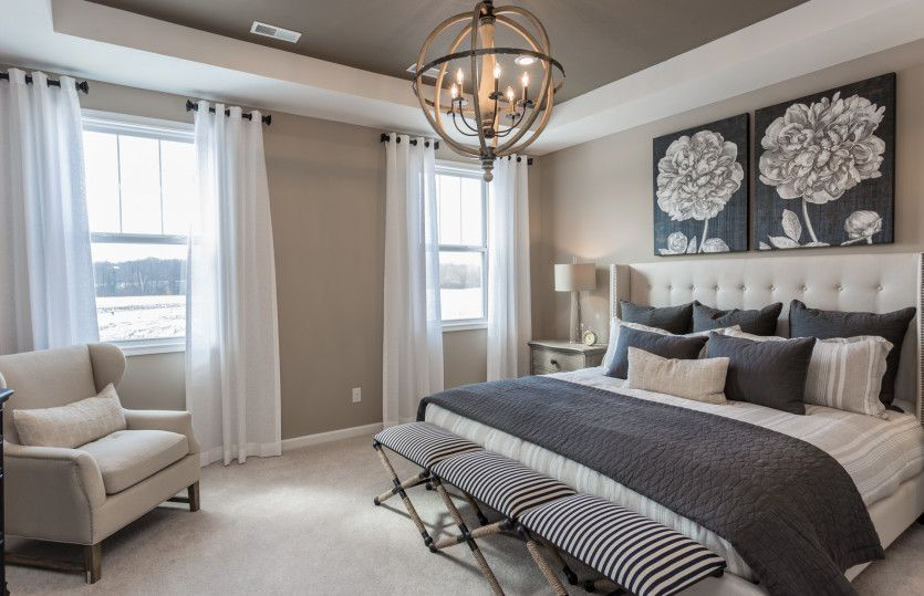 Bedroom featured in the Allison II By Pulte Homes in Akron, OH