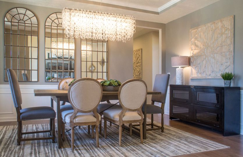 Living Area featured in the Woodside By Pulte Homes in Cleveland, OH