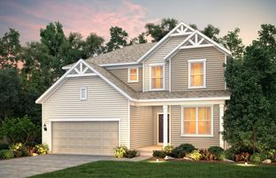 Newberry - Blooming Acres: Wadsworth, Ohio - Pulte Homes