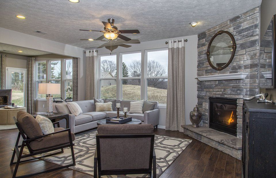 Greatroom-and-Dining-in-Ascend-at-Forest Creek-in-Medina