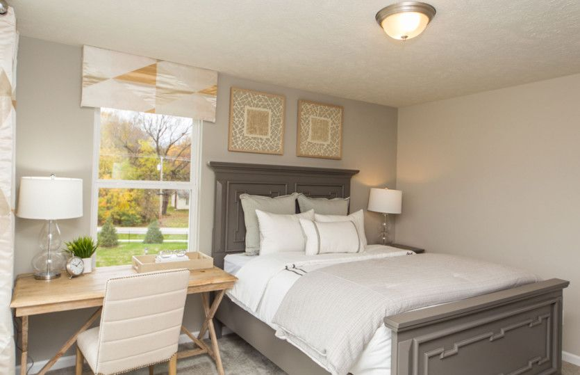 Bedroom featured in the Boardwalk By Pulte Homes in Cleveland, OH