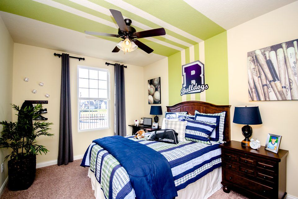 Bedroom featured in the Amberwood By Pulte Homes in Cleveland, OH