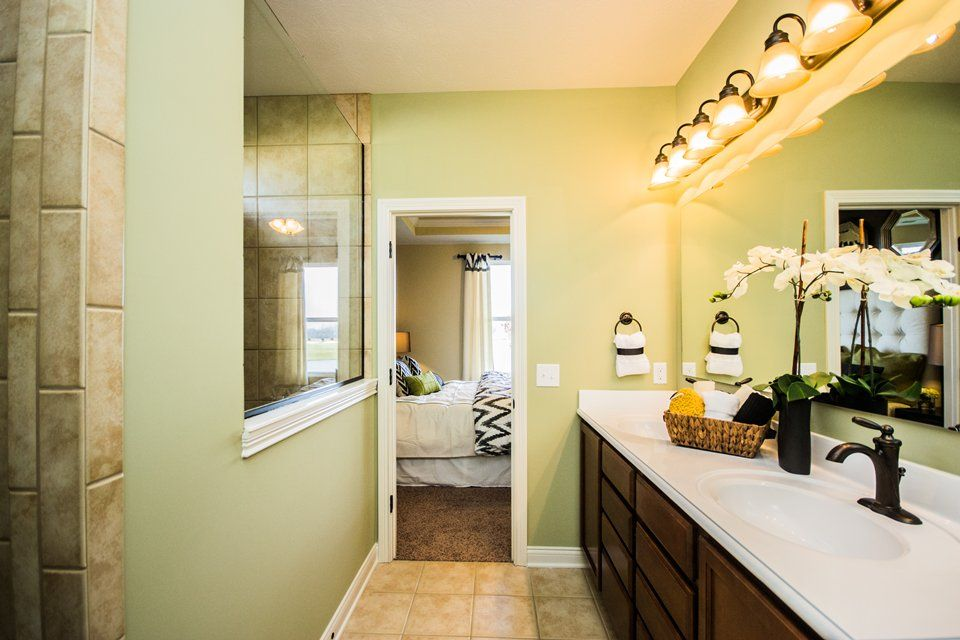 Bathroom featured in the Amberwood By Pulte Homes in Cleveland, OH