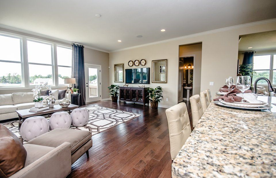 Greatroom-and-Dining-in-Sonoma Cove-at-Clubside Manor at Barrington-in-Aurora