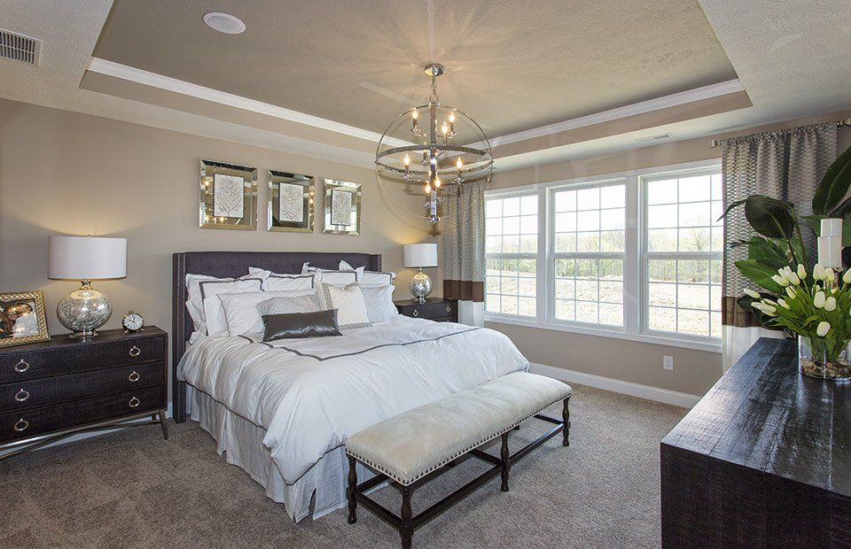 Bedroom featured in the Dresden By Pulte Homes in Akron, OH