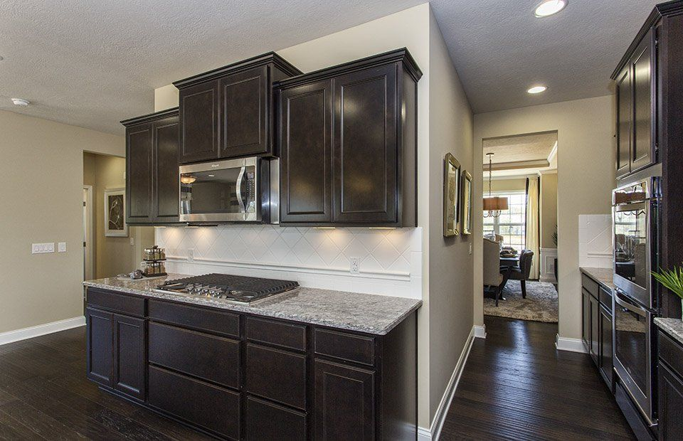 Kitchen featured in the Dresden By Pulte Homes in Akron, OH
