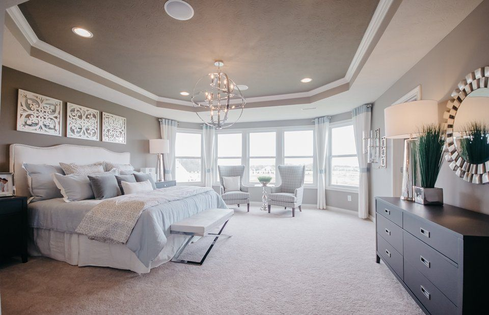 Bedroom featured in the Castleton By Pulte Homes in Akron, OH