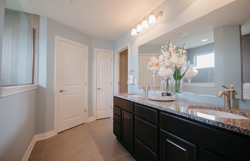 Bathroom featured in the Castleton By Pulte Homes in Akron, OH
