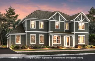 Crawford - River Oaks: Hudson, Ohio - Pulte Homes