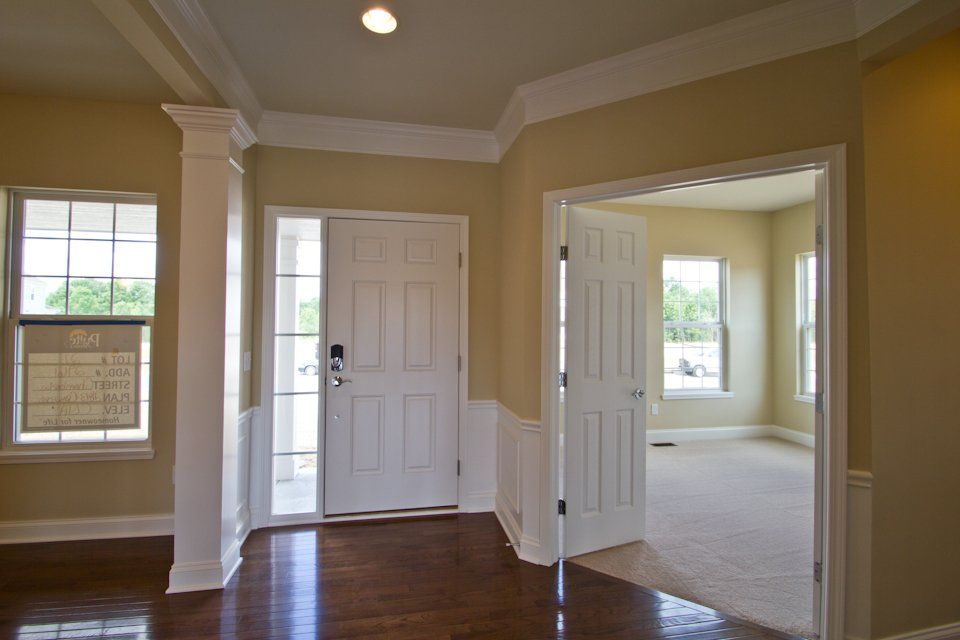 Living Area featured in the Crawford By Pulte Homes in Akron, OH