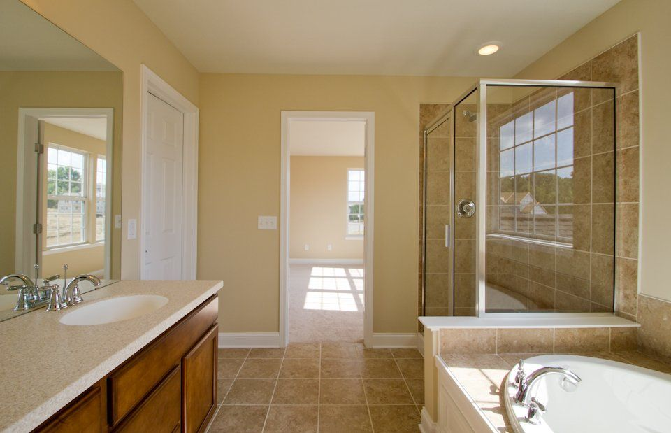 Bathroom featured in the Crawford By Pulte Homes in Akron, OH