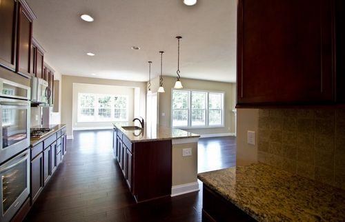 Kitchen-in-Holbrook-at-River Oaks-in-Hudson