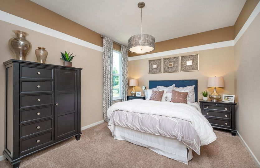 Bedroom featured in the Martin Ray By Pulte Homes in Cleveland, OH