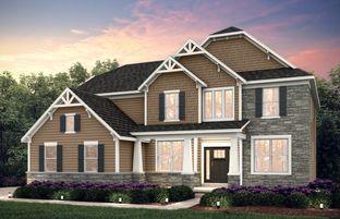 Woodside - The Preserve at Beljon Farms: Aurora, Ohio - Pulte Homes