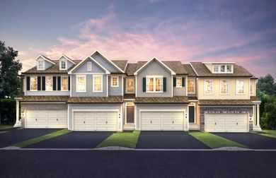 New Construction Homes Plans In Downingtown Pa 1544 Homes