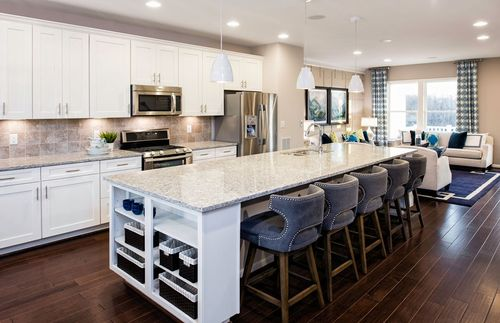 Kitchen-in-Surrey-at-Tall Oaks-in-Warminster