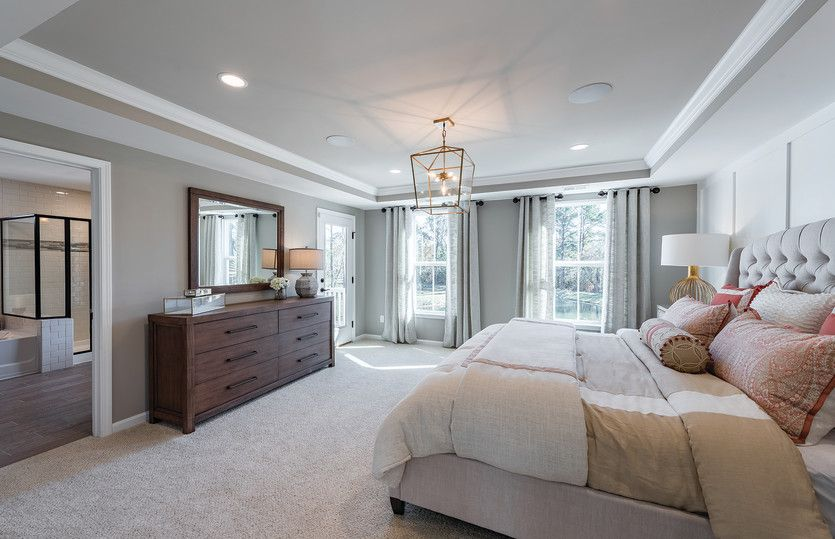 Bedroom featured in the Magnolia By Pulte Homes in Charleston, SC