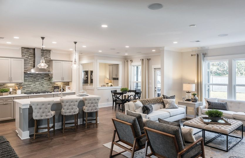 Living Area featured in the Woodward By Pulte Homes in Charleston, SC