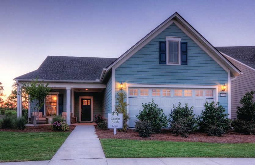Exterior featured in the Castle Rock By Pulte Homes in Charleston, SC