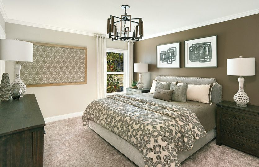Bedroom featured in the Martin Ray By Pulte Homes in Hilton Head, SC