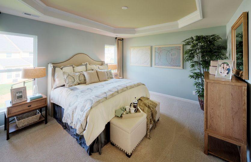 Bedroom-in-Palomino-at-BridgeMill-in-Fort Mill
