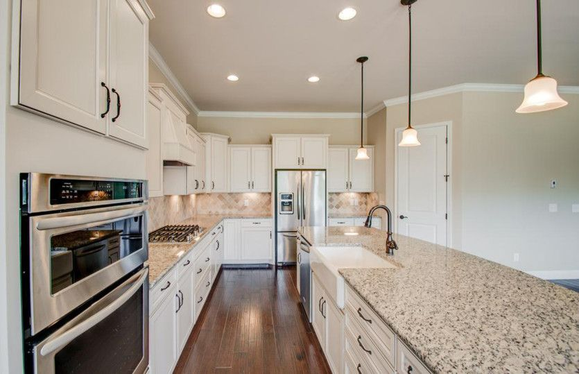 Kitchen featured in the Bridgestone By Pulte Homes in Charlotte, NC