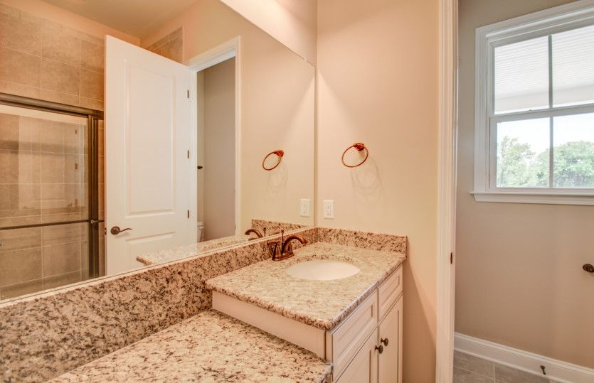 Bathroom featured in the Bridgestone By Pulte Homes in Charlotte, SC